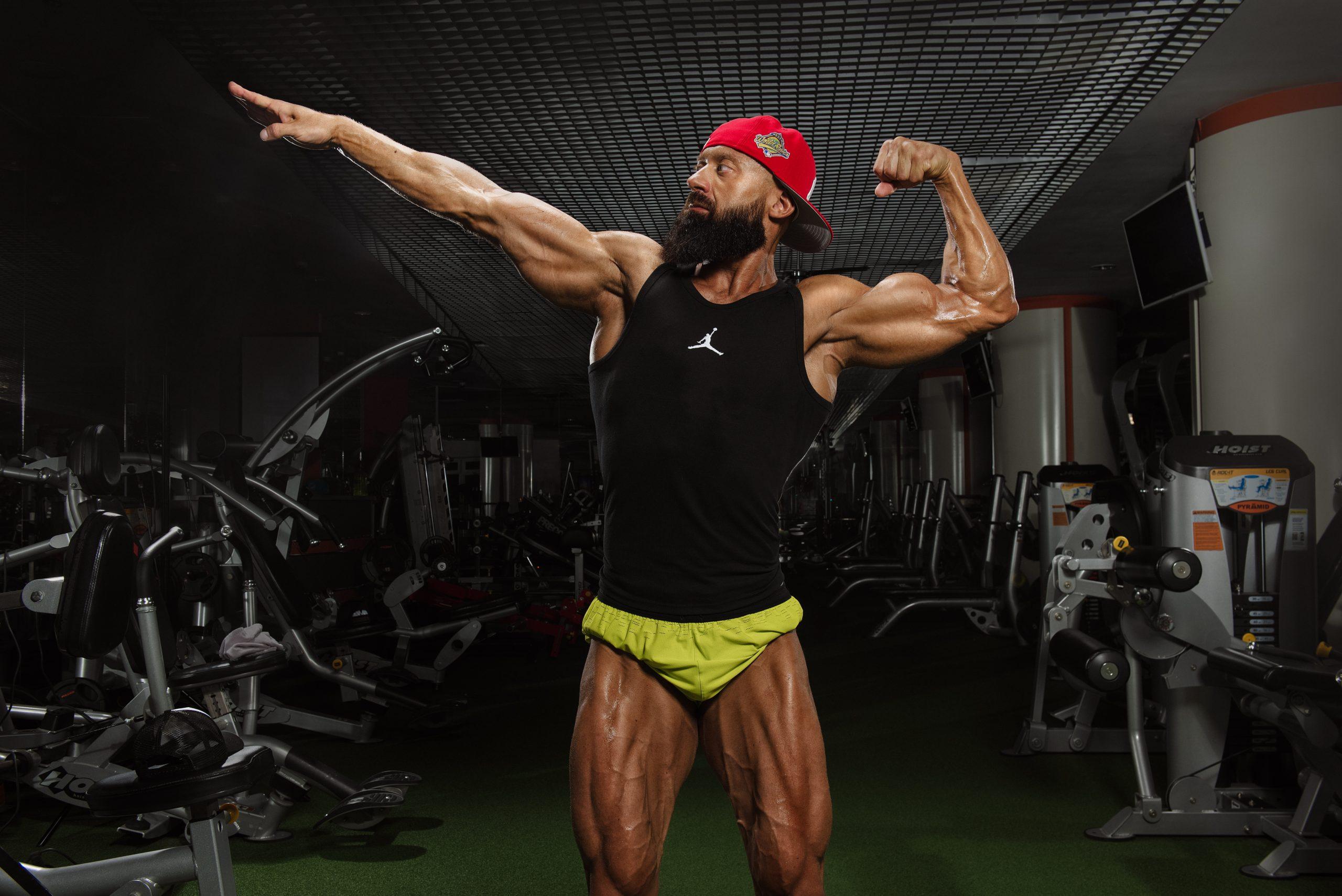 Serge Kandeleria, Lifestyle Bodybuilding